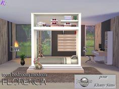 Khany Sims - Værelser - Sims 4 - Soveværelser