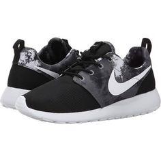 half off 5b56c 30a90 Nike Roshe Run Women s Shoes, Black Nike Running, Scarpe Da Donna, Set Di