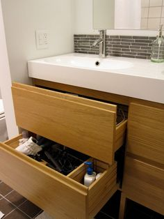 ikea sink and base
