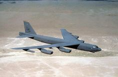 Barksdale AFB, B-52 Stratofortress.