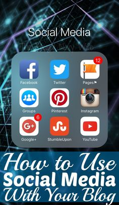 How to Use Social Media with Your Blog - Why is social media important to your blog? Do you really need social media to work with brands and PR. Find out of the details and tips to work each social media network here.