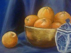 Oranges artwork-by-me