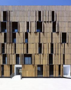 Carabanchel Social Housing. Foreign Office Architects