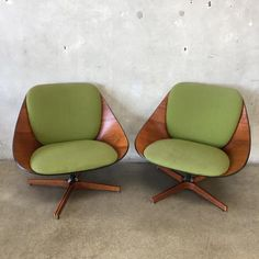 Vintage & Antique Chairs and Seating - Pair of Rare Plycraft Lounge Chairs - Mid Century Modern Decor, Mid Century Modern Furniture, Mid Century Design, Danish Modern Furniture, Antique Chairs, Vintage Chairs, Retro Chairs, Mid Century Chair, Mid Century House