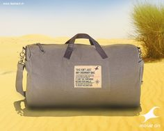 An Extra Large Duffel Bag To Carry All That You Need On The Road.  SKU:  A0415CGY01 PRICE: Rs. 1995 COLOR: BROWN    http://fastrack.in/explorer/bags/A0415CGY01/