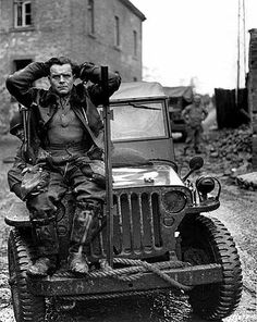 Great Jeep photo from the war