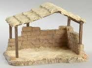 Resultado de imagen para nativity stable