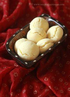Ruchik Randhap (Delicious Cooking): Nankhatai | Nan-Cut | Narayan Katar | Indian Shortbread Cookies (Eggless Cookies)