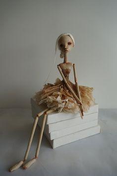 S sighs Samira  ....OOAK Art Doll