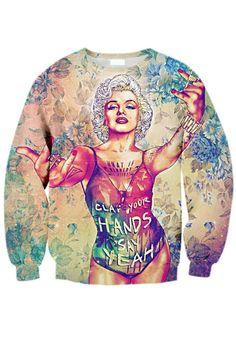 Clap Your Hands Sweatshirt