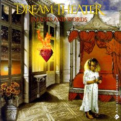 Dream Theater - Images And Words (animated cover GIF)  #dreamtheater #progressivemetal #metal #animatedcovers #albumgifs #progrock #JohnPetrucci #JordanRudess #MikePortnoy #metalheads #heavymetal #gifs