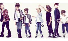 Rockabilly kids by Kate Ryan