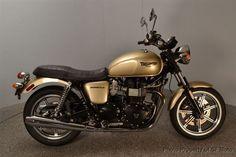 $7995 2012 Triumph Bonneville