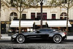 Aston Martin One-77 by Tex Mex