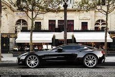 Aston Martin One-77 by Tex Mex