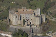 Italy, Basilicata, Melfi Castle
