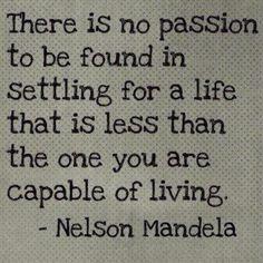 living well, well said.