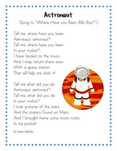 solar system song for preschoolers - photo #2