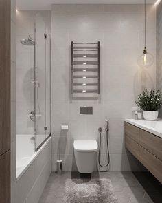 Check out this significant graphic and also look at the here and now relevant information on House Bathroom Ideas Bathroom Niche, Bathroom Renos, Bathroom Colors, Bathroom Ideas, Bathroom Design Small, Bathroom Interior Design, Toilette Design, Restroom Design, Home Room Design