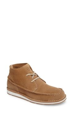 Free shipping and returns on Ariat Cruiser Chukka Boot (Women) at Nordstrom.com. A stylish chukka boot with a moc-stitched toe is made with an EVA-cushioned insole for comfort that lasts all day long.