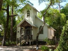 Angels' Attic, Cottage vacation rental in Steinhatchee from VRBO.com! #vacation #rental #travel #vrbo