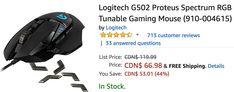 Amazon Canada Deals: Save 44% on Logitech Proteus Spectrum RGB Tunable Gaming Mouse & Kinder Maxi Classic 150g f... https://www.lavahotdeals.com/ca/cheap/amazon-canada-deals-save-44-logitech-proteus-spectrum/314449?utm_source=pinterest&utm_medium=rss&utm_campaign=at_lavahotdeals&utm_term=hottest_12