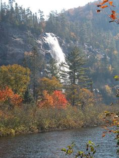 Bridal Veil Falls, Agawa Canyon Park, Ontario Canyon Park, Road Trip Destinations, Largest Countries, You're Beautiful, Weekend Trips, Canada Travel, Waterfalls, Rivers, The Great Outdoors