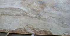 This is it . . . the granite for our kitchen remodel.  Matches beautifully with out travertine floors.  La Dolce Vita Quartzite | H Granite Samples. Slabs, Source | Pinterest