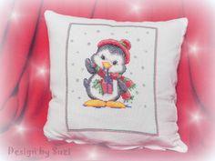 Design by Suzi: Vianočno - zimné vankúše Christmas Pillow, Throw Pillows, Pictures, Design, Dots, Manualidades, Photos, Toss Pillows, Cushions