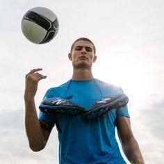 @nolanzarlin for @nbfootball collaboration w/ @crossbar.fc & @godspeedgoodsir. #nbcolorup