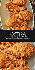 Fried Chicken Collage | Flickr - Photo Sharing!