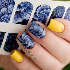 nail decals, nail stickers, nail wraps, foil nails, bpwomen, BPW, flash nails, minx