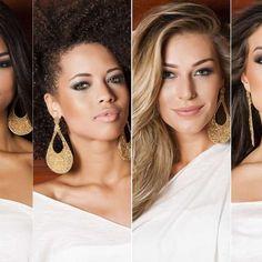 Conheça as 27 candidatas ao Miss Brasil 2014 -