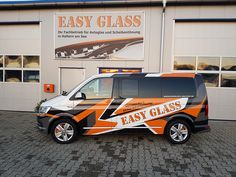 Easyglass branding