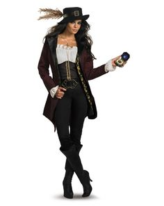 Yay! Another cool non-slutty pirate outfit!