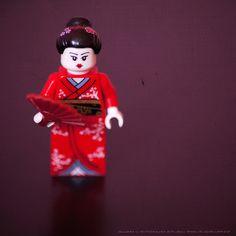 Lego san