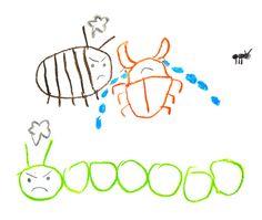 my kid's art