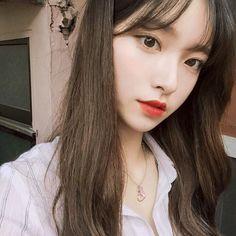 Korean ulzzang selfie