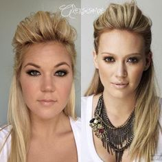 How to do: Hillary Duff's Hair & Makeup!!!