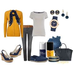 """""""Nautical blue"""" by socalgurl4 on Polyvore"""
