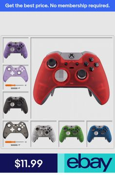 Controllers & Attachments Video Games & Consoles #ebay