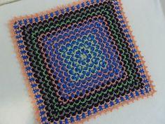 Point Bargello Crochet