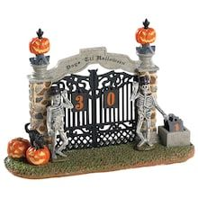 Lemax® Halloween Countdown Gateway