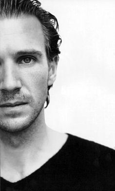 Ralph Fiennes was married to Alex Kingston, who plays River Song. Therefore, Ralph Fiennes is the Doctor. Fiennes Ralph, Famous Men, Famous Faces, Kino Movie, White Photography, Portrait Photography, People Photography, Pretty People, Beautiful People