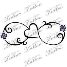Resultado de imagem para tattoo infinity