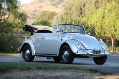 Volkswagen Beetle Classic Convertible | eBay