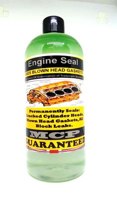 STEEL SEAL HEAD GASKETS REPAIRS, PREMIUM QUALITY INSTANT SEALANT,MCP,6 CYLINDERS #MCP