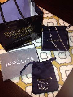 Ippolita rock candy for my birthday.  New obsession.