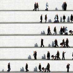 Like Notes on a Pentagram: Eka Sharashidze's Wall People