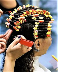 Natural Hair Care, Natural Hair Styles, Marley Twists, Perm Rods, Roller Set, Permed Hairstyles, Kinky Hair, Curlers, Blog Design